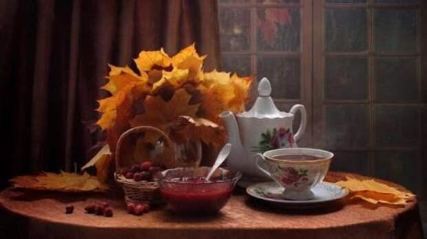 Время, когда особенно приятно согреваться вкусным горячим чаем рецепты зимних чаев.