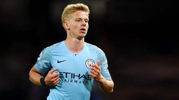 «Барселона» ведет переговоры с «Манчестер Сити» по аренде Зинченко