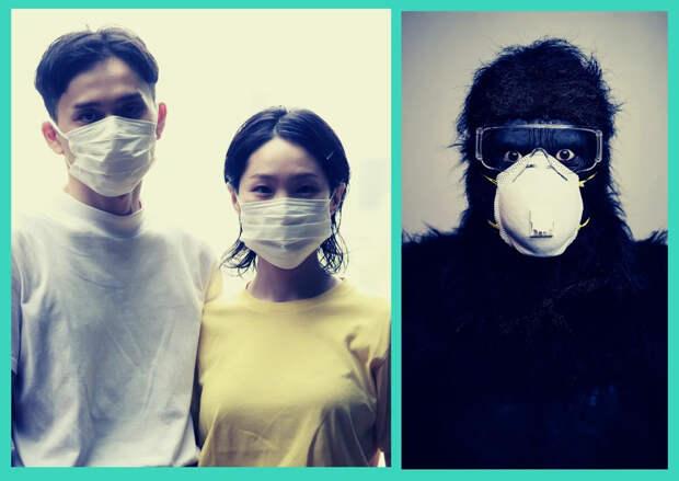 Нас обманывают - ВОЗ не рекомендует носить маски тем, кто здоров. Привожу текст, из которого становится ясно зачем мы их носим