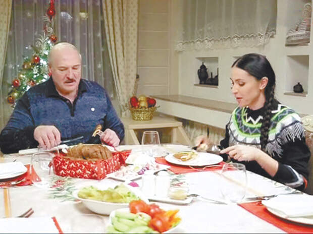 Батька и Наиля: такой Лукашенко нам нужен