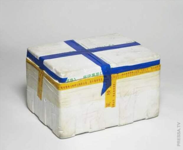 Мешок с мусором на лондонском аукционе Филлипс