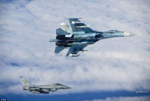 Русская угроза в небе