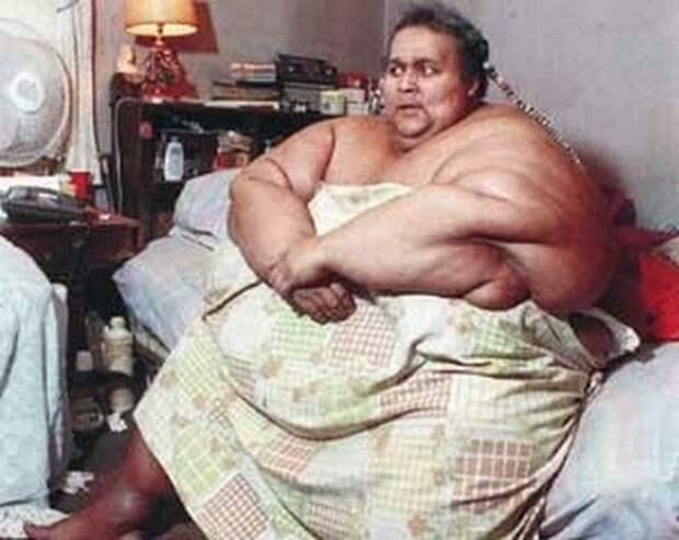 5 самых толстых людей