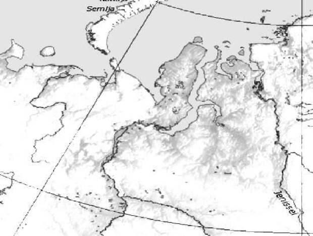 Связь между древним народом Сибири и славянами: О названии рек.