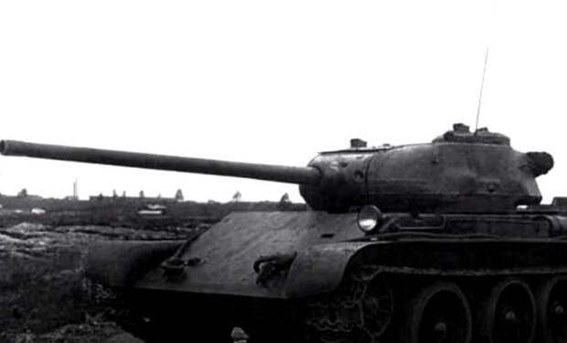 Т-44: танк который не захотели отправлять на фронт