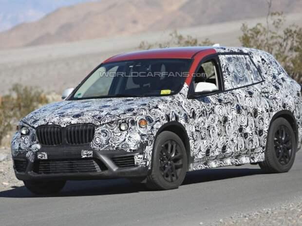 BMW выпустит кроссовер доступнее X1