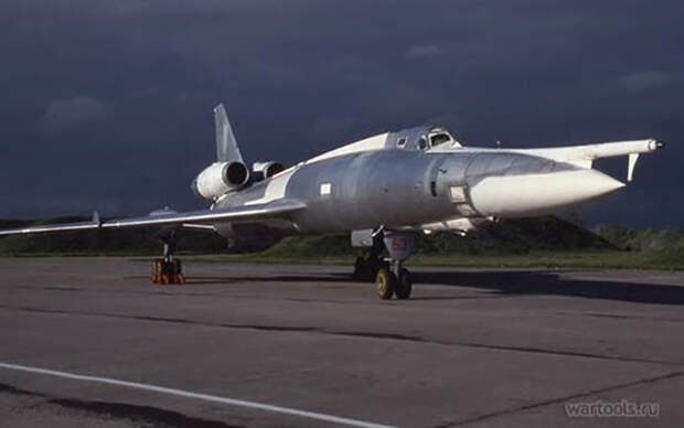 Ту-22 история создания 06