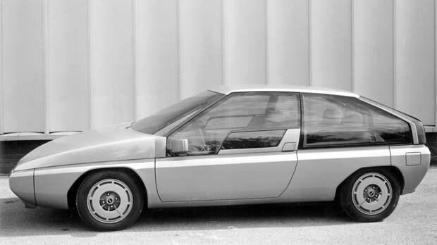 Уникальная Mazda MX-81 Aria и современные технологии