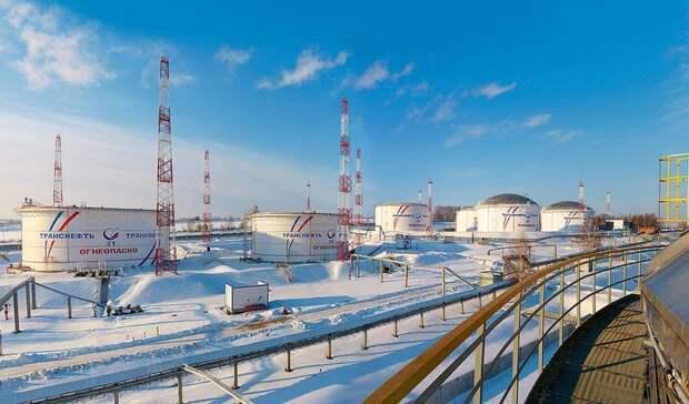 На0,7% может снизиться прокачка нефти «Транснефтью» в2021 году