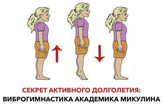 От закупорки вен и от тромбов - простое упражнение!