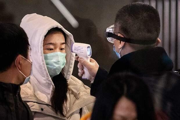 Распространение коронавируса заставило власти Китая объявить высший уровень угрозы здоровью в Пекине