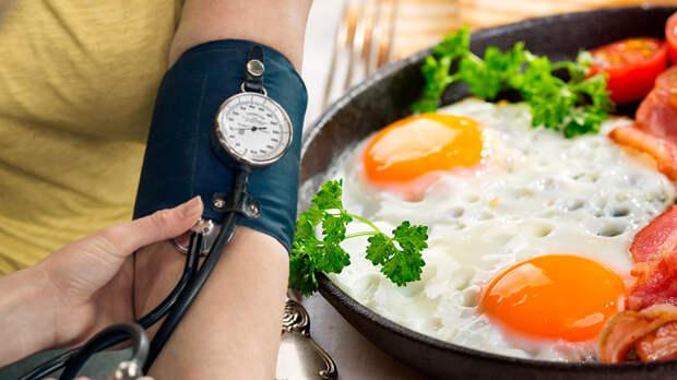 Снижают кровяное давление: названы лучшие продукты для завтрака