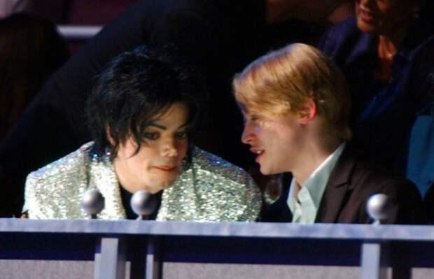 Всё о дружбе Маколея Калкина и Майкла Джексона