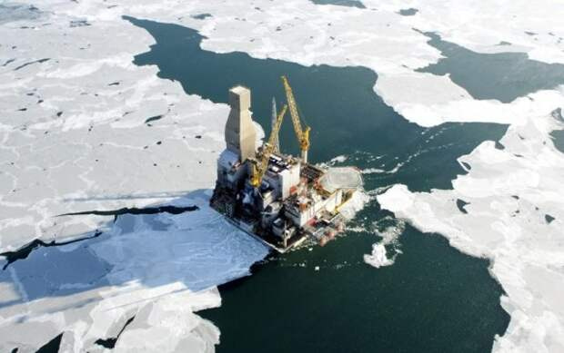 Минприроды: Потепление открывает арктический шельф для разведки