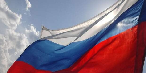 Посольство РФ приспустило флаг