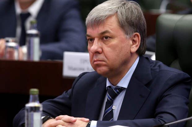 Экс-глава Росалкогольрегулирования Игорь Чуян бежал изРоссии в2018г.