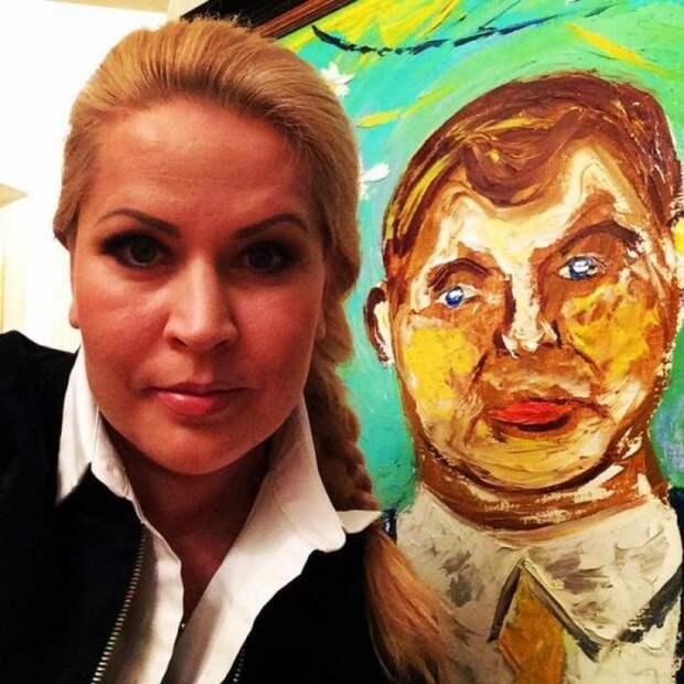 Знакомьтесь, новый почетный академик Российской академии художеств