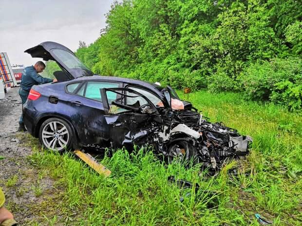 Два человека погибли в ДТП на трассе в Удмуртии