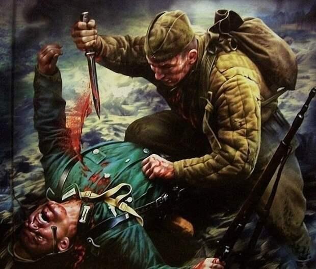 Невероятные качества русских солдат: «Никогда не воюйте с русскими...