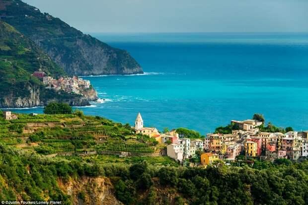 Национальнцы парк Чинквае-Терре, Италия европа, красоты, национальные парки, природа