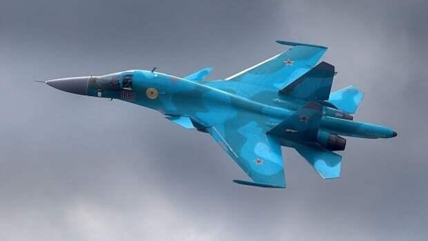 Американский сенатор поздравила ВВС США фотографией с российским Су-34