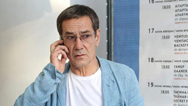 Актер Алексей Горбунов
