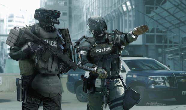 Следующее обновление Cyberpunk 2077 внесет изменения в поведение полиции