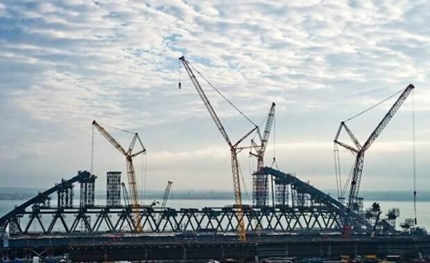 Крымскому мосту поставят шестиметровый лайк