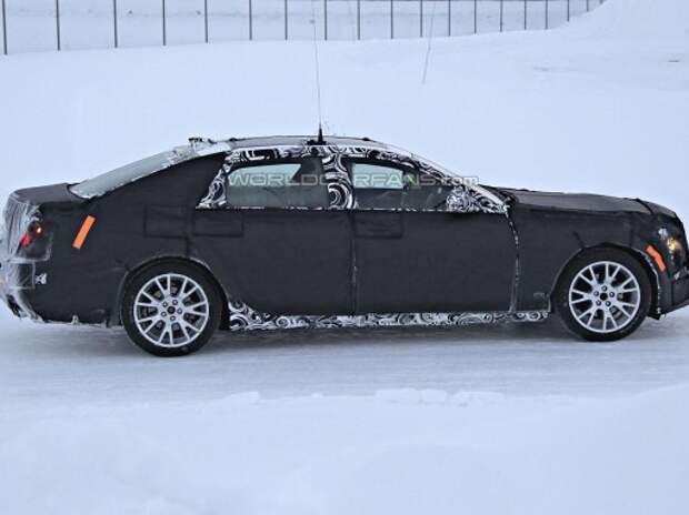 Грядущий флагманский седан Cadillac будет алюминиевым