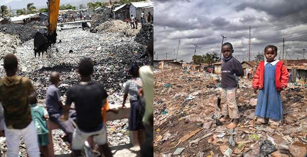 Груды мусора, коллективные могилы, убийства. 5 самых опасных кварталов в мире