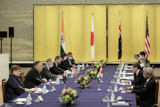 Политика присоединения? Стратегические и экономические интересы Индии в Quad