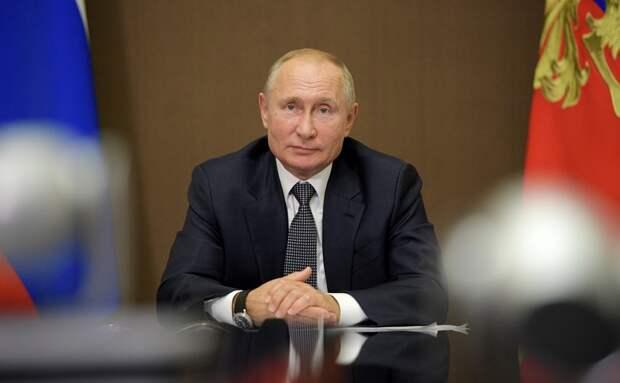 Удивляюсь спокойствию Путина