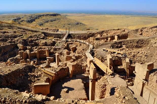 Насыпанные крепости Норсун-Тепе