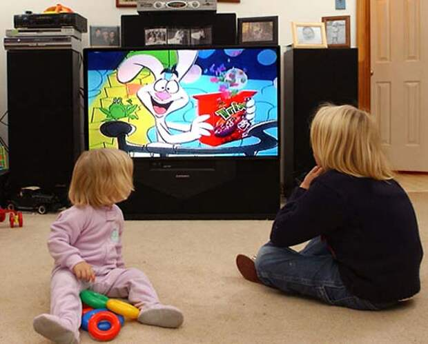 Телевизор - друг или враг?