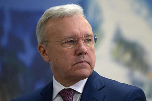Закрытый прием красноярского губернатора обошелся бюджету в 1,7 миллиона рублей
