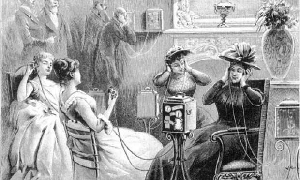 Впервые стереозвук был продемонстрирован на парижской электровыставке в 1881 году / Фото: ru.telegram.one