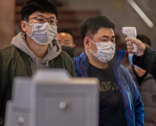 В Китае растет число заболевших коронавирусом нового типа