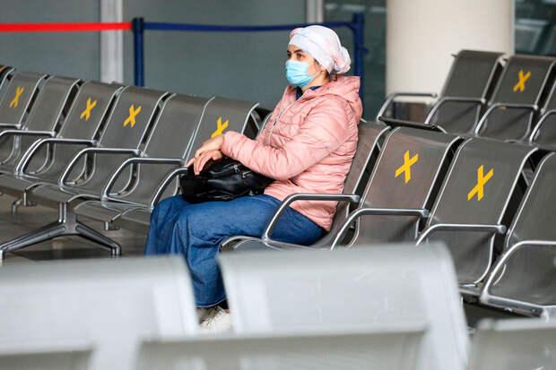 Вроссийских аэропортах предложили создать коридоры для привитых отCOVID