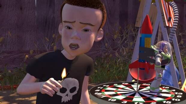 11 очень странных злодеев из мультфильмов