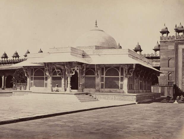 Albom fotografii indiiskoi arhitektury vzgliadov liudei 48