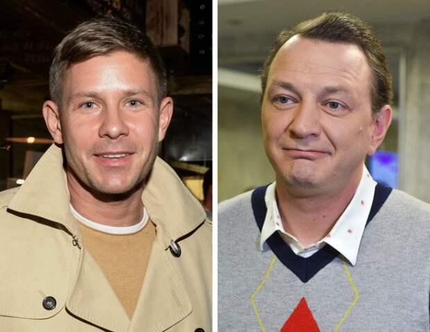 По паспорту - ровесники, но верится с трудом. 12 пар российских знаменитостей