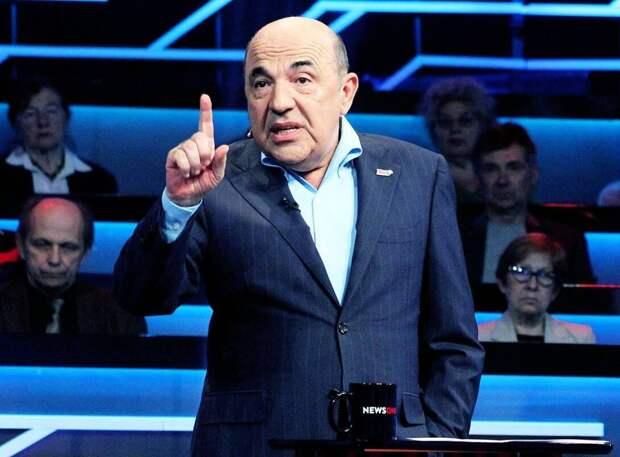 «Страна осталась на один со своей бедой»: Рабинович призвал просить помощи у России