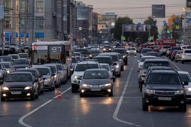 Только треть водителей Новосибирской области знает ПДД