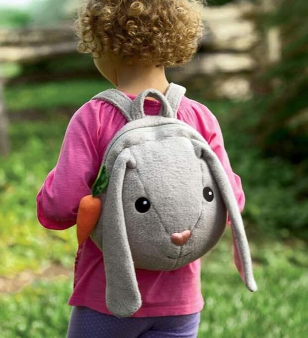 детские рюкзаки идеи для пошива