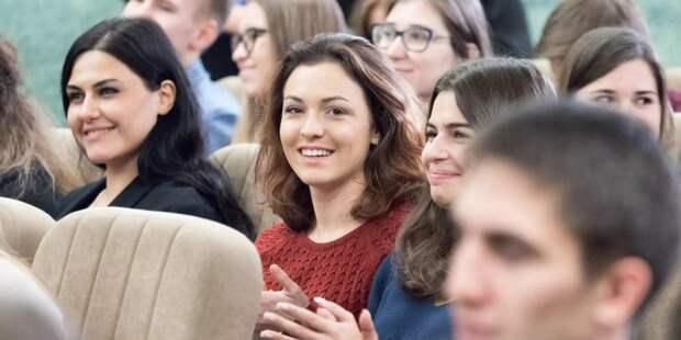 Наталья Сергунина рассказала о развитии добровольческого движения в Москве. Фото: mos.ru