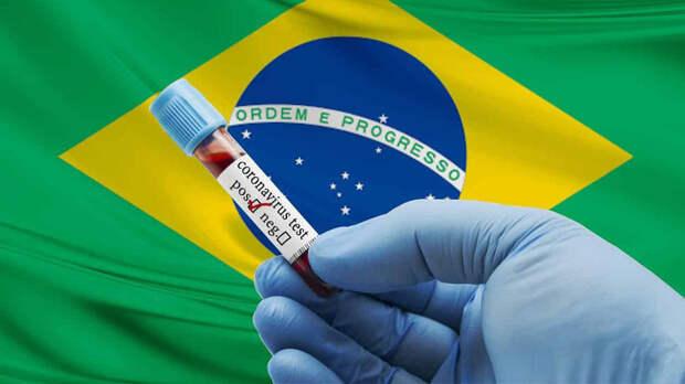 """Отказавшаяся со скандалом от """"Спутника V"""" Бразилия столкнулась с колоссальными проблемами"""