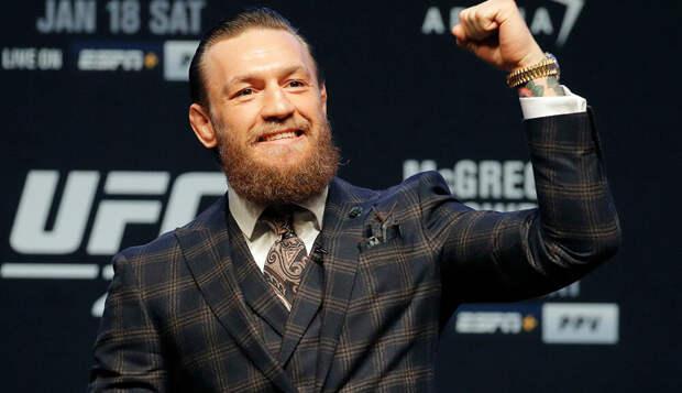 Глава UFC планирует дать Макгрегору титульный бой