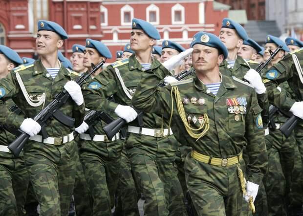 В День ВДВ в Ижевске временно ограничат движение транспорта на центральных улицах