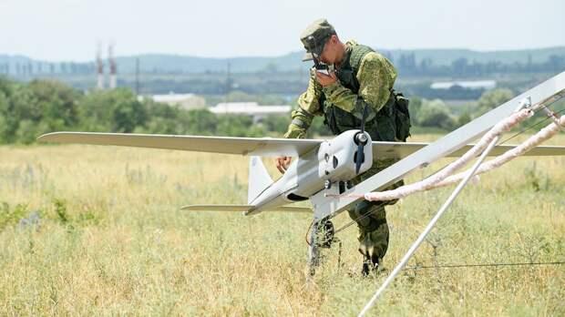 Ростех продемонстрировал возможности гаубицы «Мста-С» в связке с беспилотниками