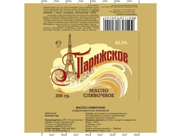 Сливочное масло в истории и экономике Российской империи